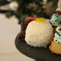The Food Review: Winter Wonderland Afternoon Tea with Perception Loves at The Bridge, Prestbury